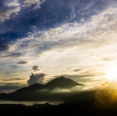 Bali Indonesia Batur Sunrise