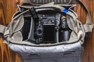 Retrospective 7 and Packed Fuji X Kit
