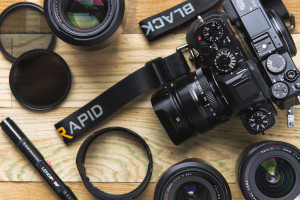 Fuji X Camera and Lenses