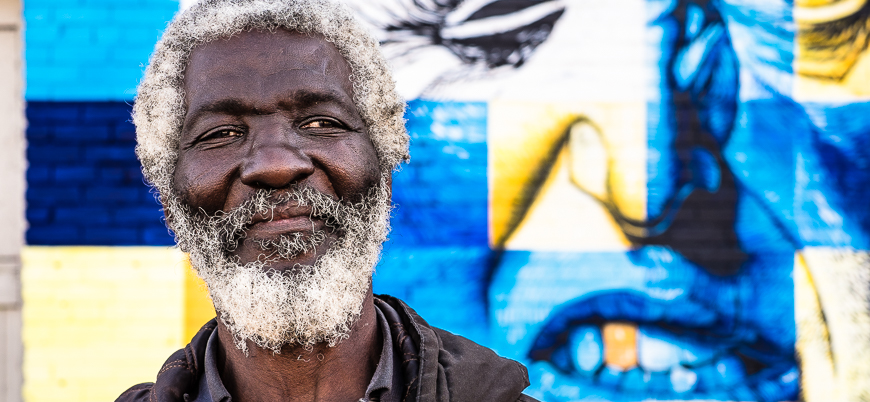 Robert - Homeless in Deep Ellum